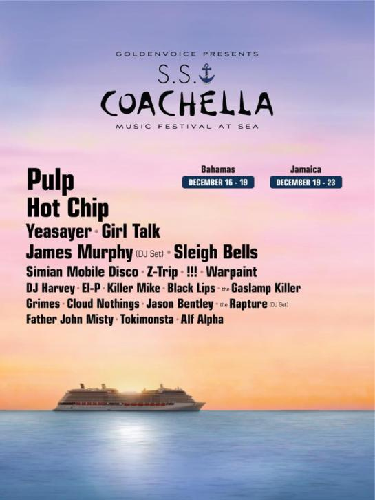 Alf Alpha on Coachella Cruise 2012