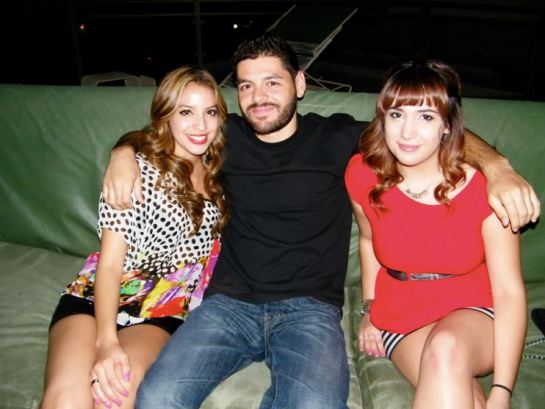 World Famous with DJ Alf Alpha & The Coachella Valley Art Scene at The Ace Hotel Palm Springs September 2011
