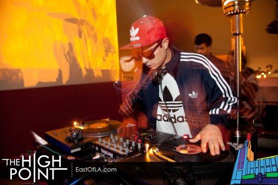 DJ Alf Alpha - Live - 2011