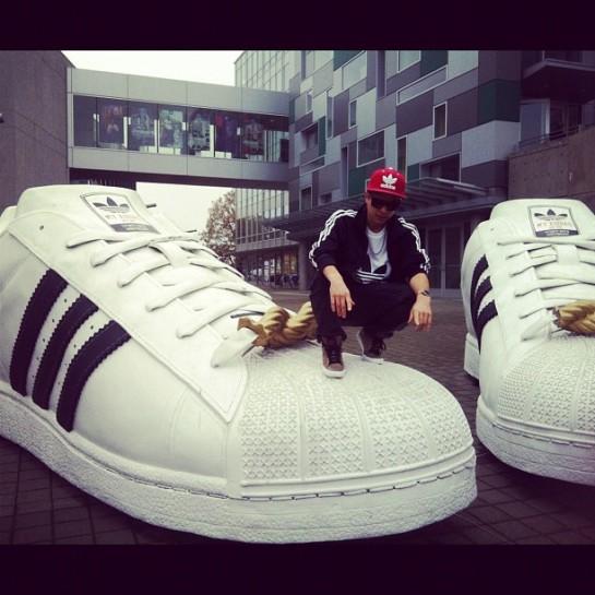 Alf Alpha - Adidas - 2011