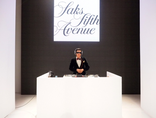 Alf Alpha at Fashion Week 2014