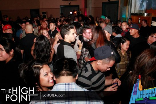 The High Point Monthly Roof Top Party presented by East of La at The Fox Theater Pomona, CA