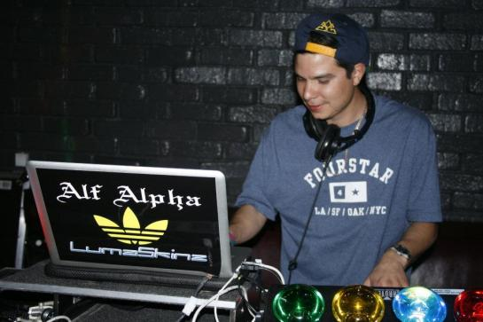 World Famous Monthly Party with DJ Alf Alpha & The Coachella Valley Art Scene at The Ace Hotel Palm Springs