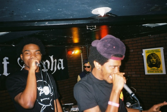 Trillwave Be The Motto featuring Alf Alpha, Pheo, and Cashius Green at Dillon Roadhouse in Desert Hot Springs.