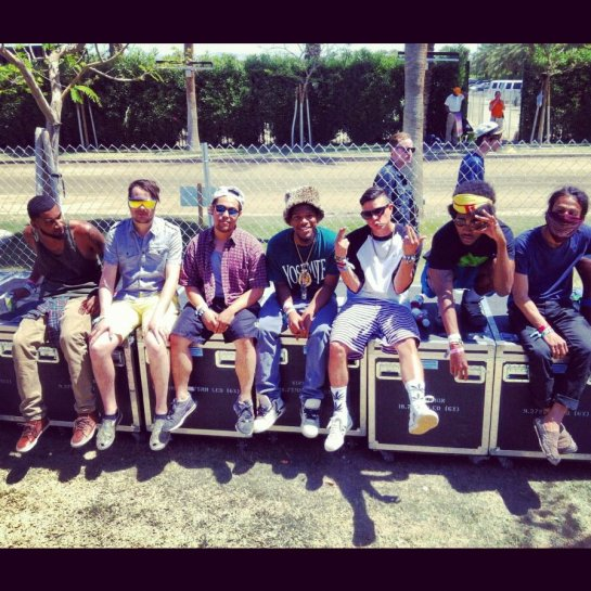 Alf Alpha at The Coachella 2012