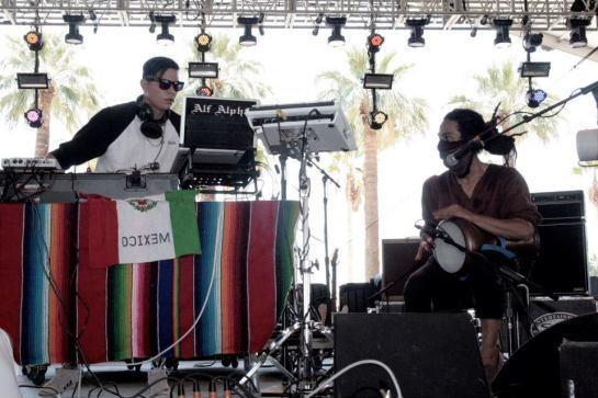 Alf Alpha at Coachella 2012