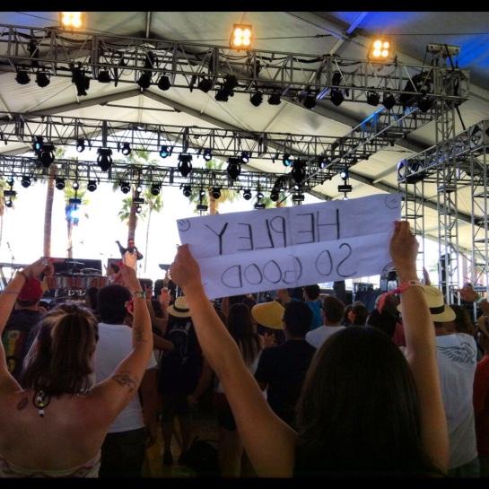 Alf Alpha at The Coachella 2012