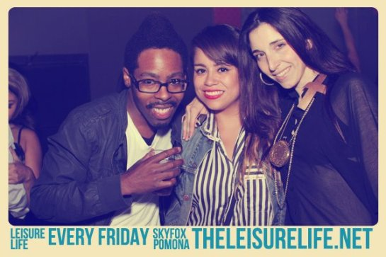 Leisure Life Weekly Party with DJ Alf Alpha