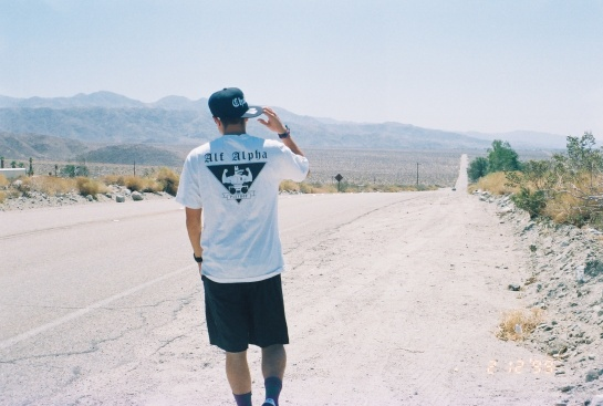 desert wondering