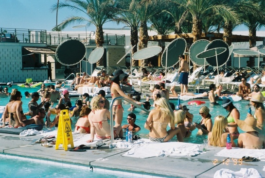 World Famous Pool Party hosted by Alf Alpha and The Coachella Valley Art Scene at The Ace Hotel Palm Springs