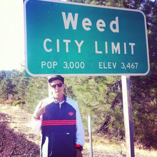 Weed California