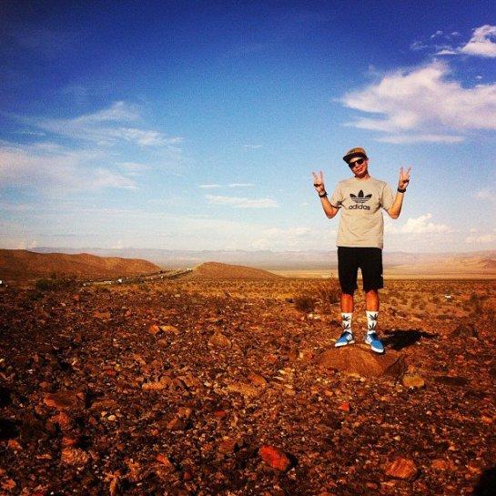 Alf ALpha in the Desert