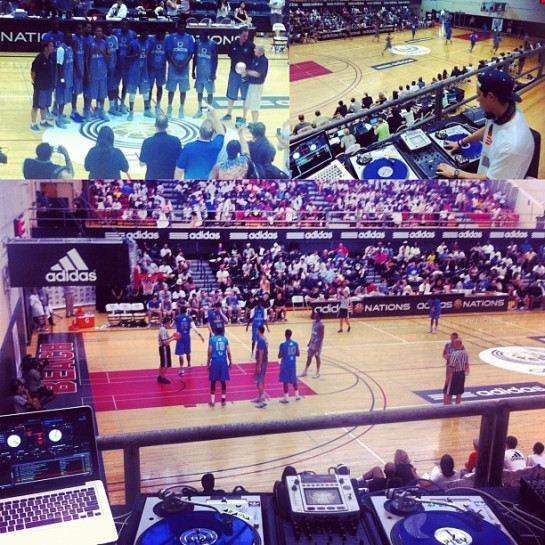 Adidas Nation Basketball Championship
