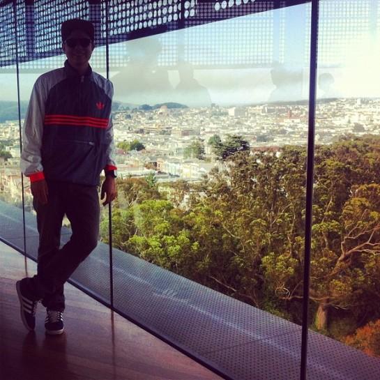 San Francisco Pleyboy Penthouse