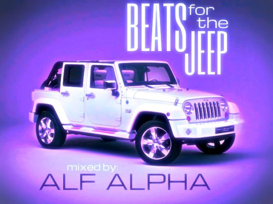 Beats for the Jeep - Alf Alpha Mixtape