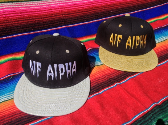 Limited Edition Alf Alpha Snap Back Hat