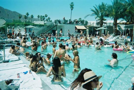 World Famous Pool Party with Alf Alpha and The Coachella Valley Art Scene at Ace Hotel Palm Springs