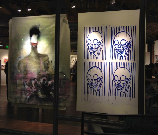 New Image Pop Up Gallery at Space 15 Twenty Hollywood