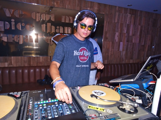 World Famous Party with Alf Alpha presented by Goldenvoice and The CVAS at The Hard Rock Hotel Palm Springs