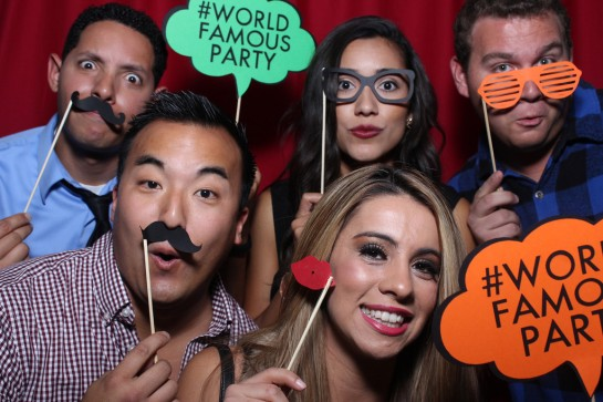 World Famous Party with Alf Alpha presented by The CVAS and Goldenvoice