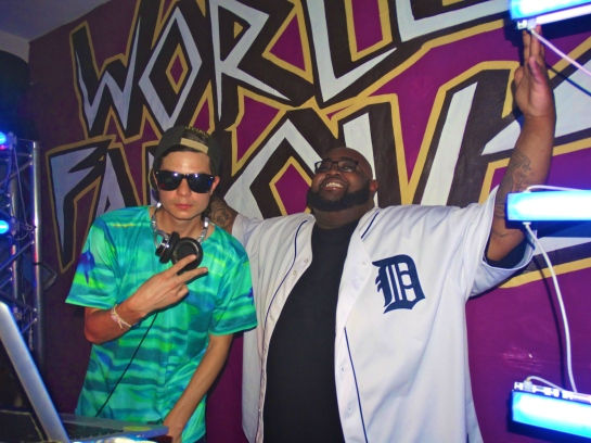 World Famous Party with Alf Alpha presented by The Coachella Valley Art Scene & Goldenvoice at The Hard Rock Hotel Palm Springs
