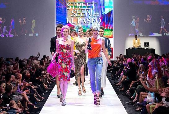 Fashion Week El Paseo 2014 with DJ Alf Alpha