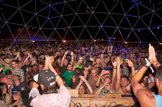 Alf Alpha @ Coachella 2014 Dome DJ Set
