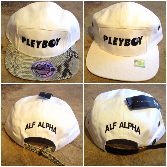 Alf Alpha 5 Panel Hats