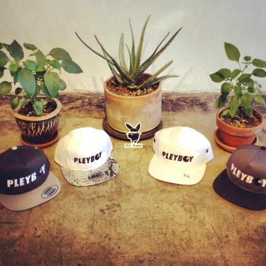 Alf Alpha Pleyboy Hats 2014