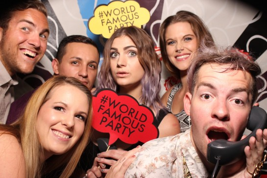 i-World Famous Party with Alf Alpha presented by The Coachella Valley Art Scene and Goldenvoice at The Hard Rock Hotel Palm Springs-X2