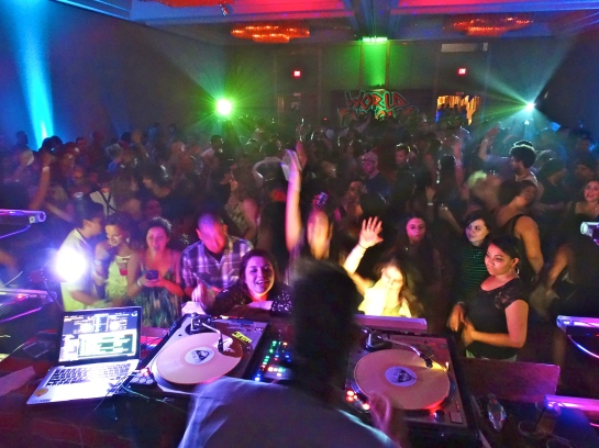 World Famous Party with Alf Alpha presented by The Coachella Valley Art Scene