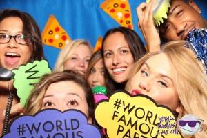 #WorldFamousParty