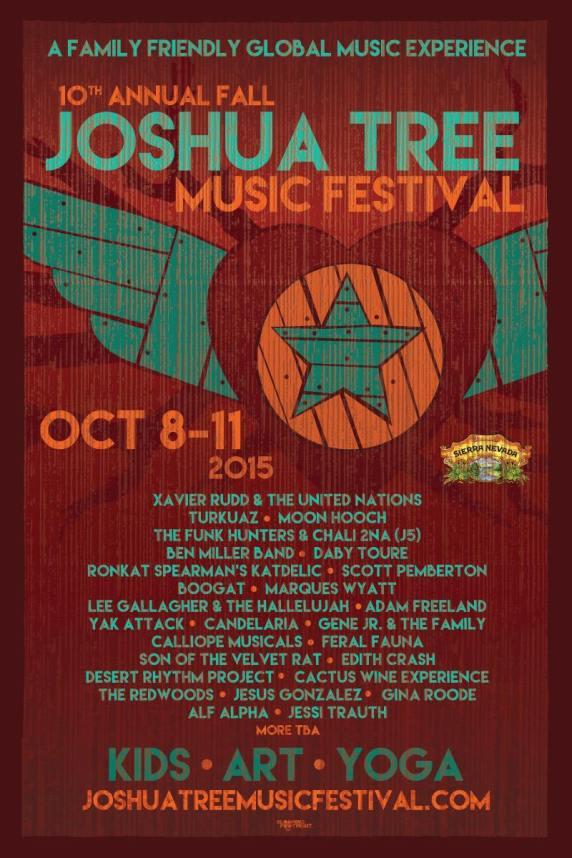 Alf Alpha @ Joshua Tree Music Festival